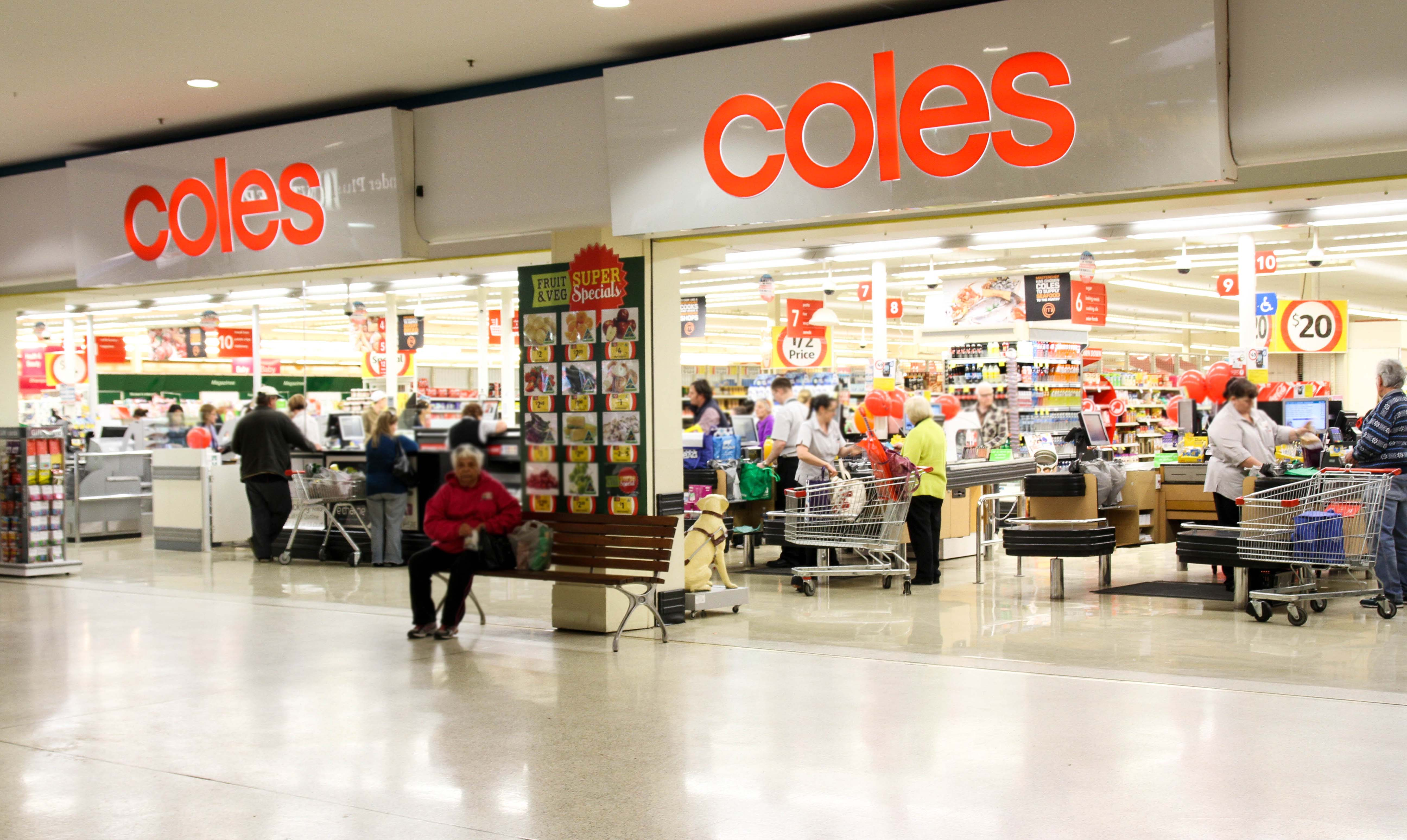 coles about us