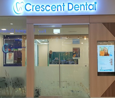 Crescent dental 346