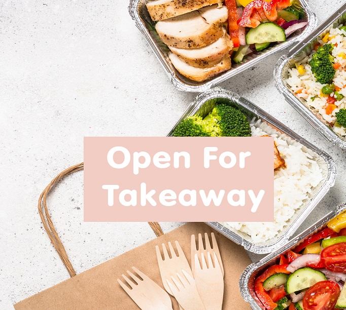 Open for takeaway 682