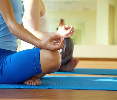 Yoga Pose - 404 x 346